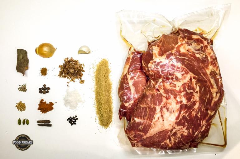 rezept pulled pork burger foodfreaks. Black Bedroom Furniture Sets. Home Design Ideas