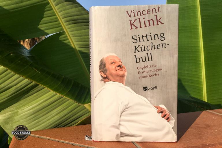 Buchrezension Sitting Küchenbull - Vincent Klink