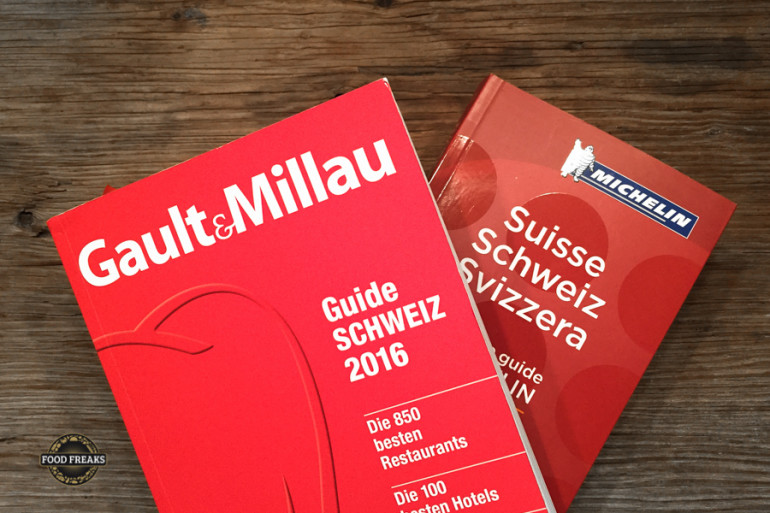Gault Millau Michelin Restaurants 2016