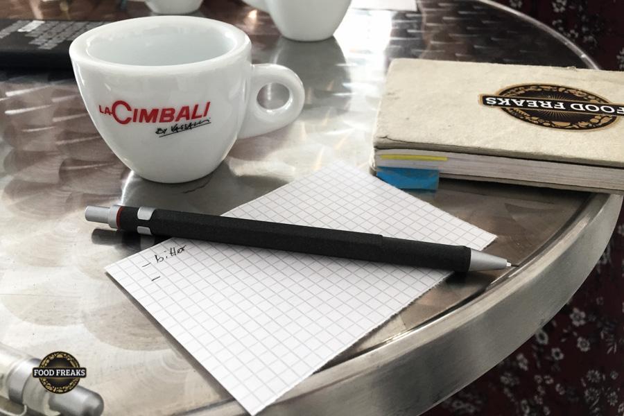 Know-how] Der perfekte Espresso - FoodFreaks