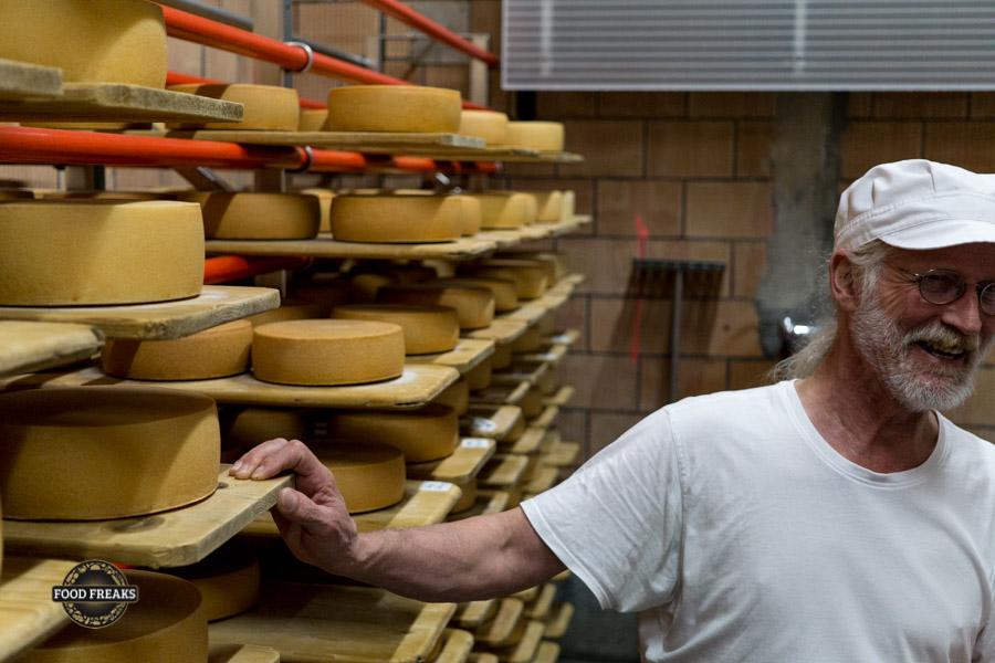 [Know-how] Zu Besuch bei einer Käserei