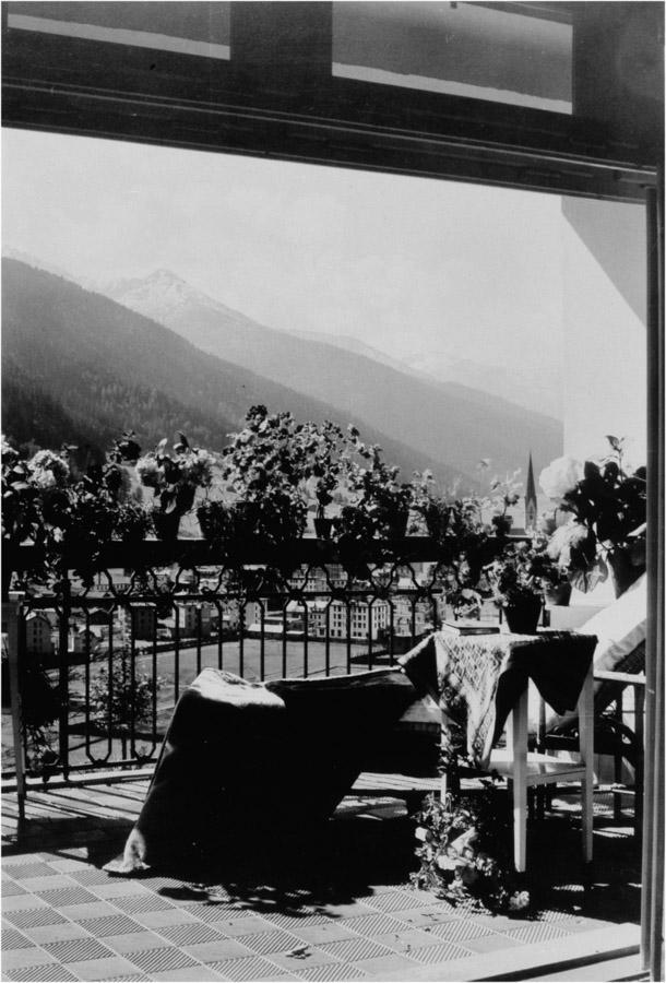 Waldhotel Davos historisch