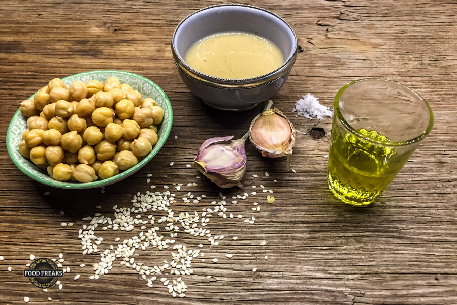 [Rezept] Sue's Hummus