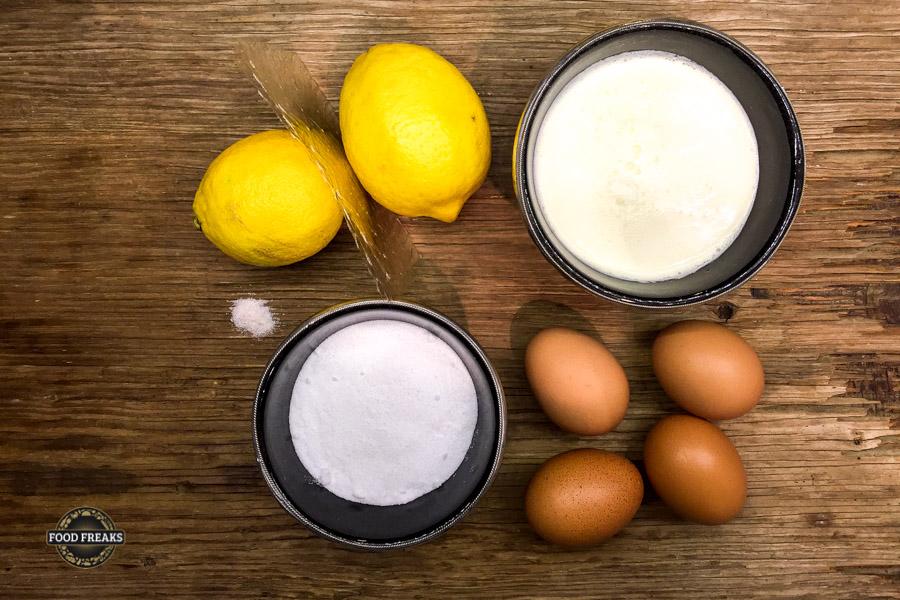 [Rezept] Zitronencréme
