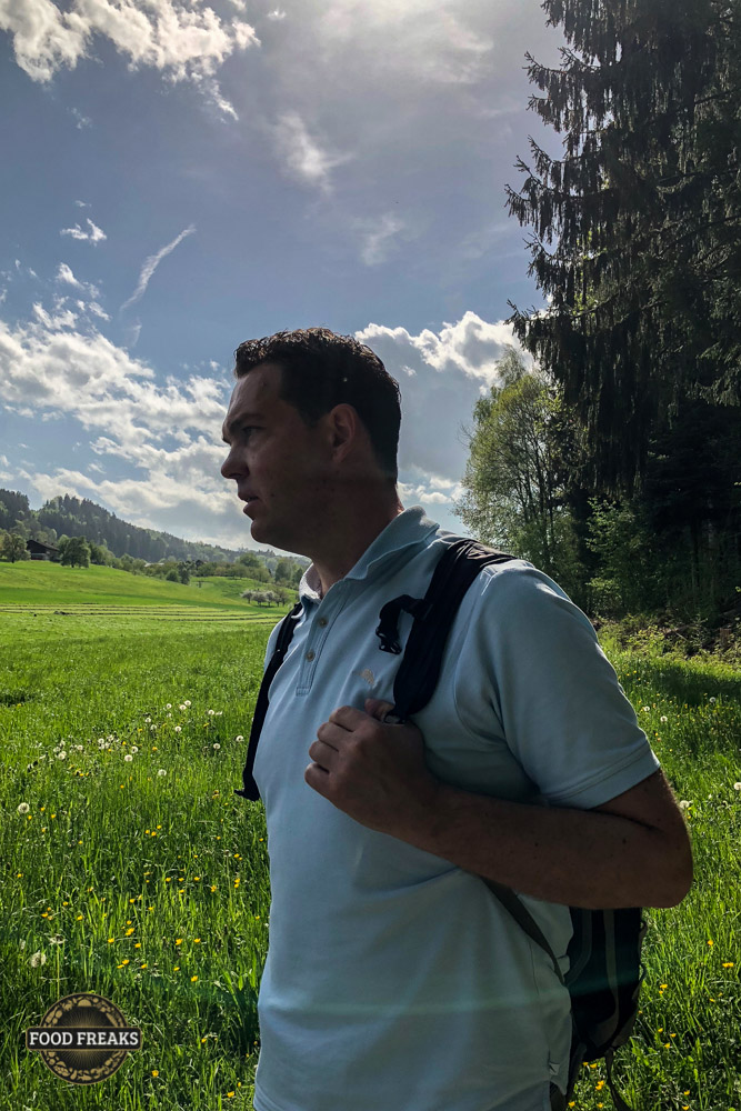 Kräuterwanderung David Krüger - Opera Zürich