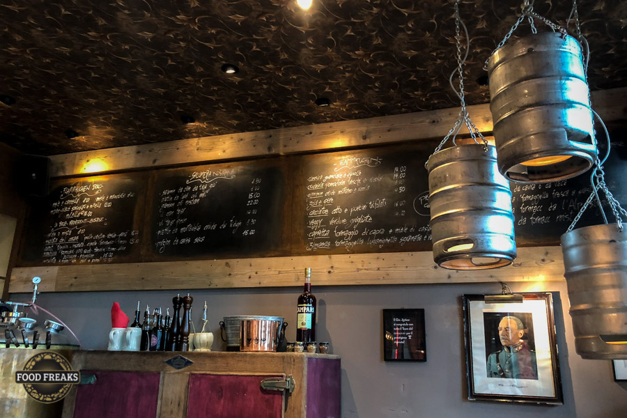 [Bar-Lounge] Il Fermento – cool und herzlich am Luganer See