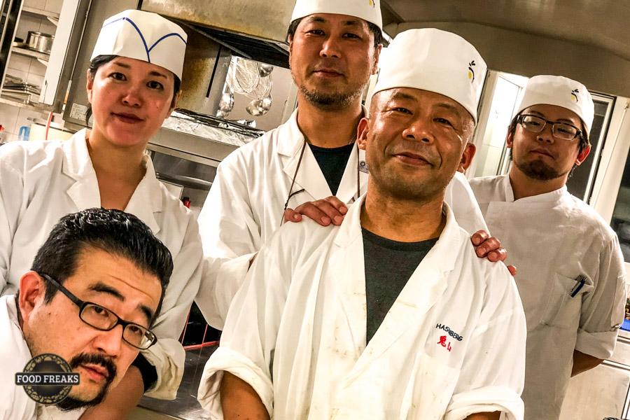 [Restaurant] Kaiseki-Dinner im Ryokan Usagiyama Hasenberg