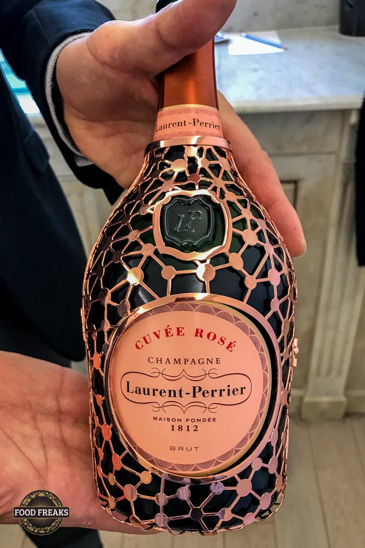 Champagnerhaus Paurent Perrier