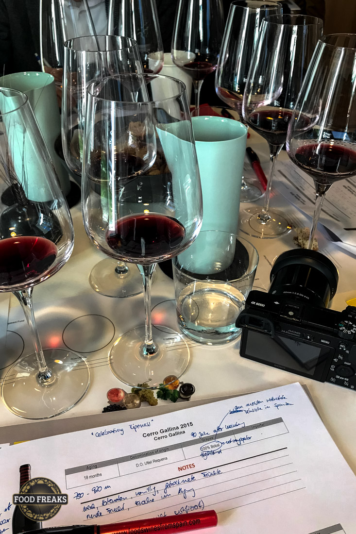 Foods and Wines from Spain Rioja Schauenstein