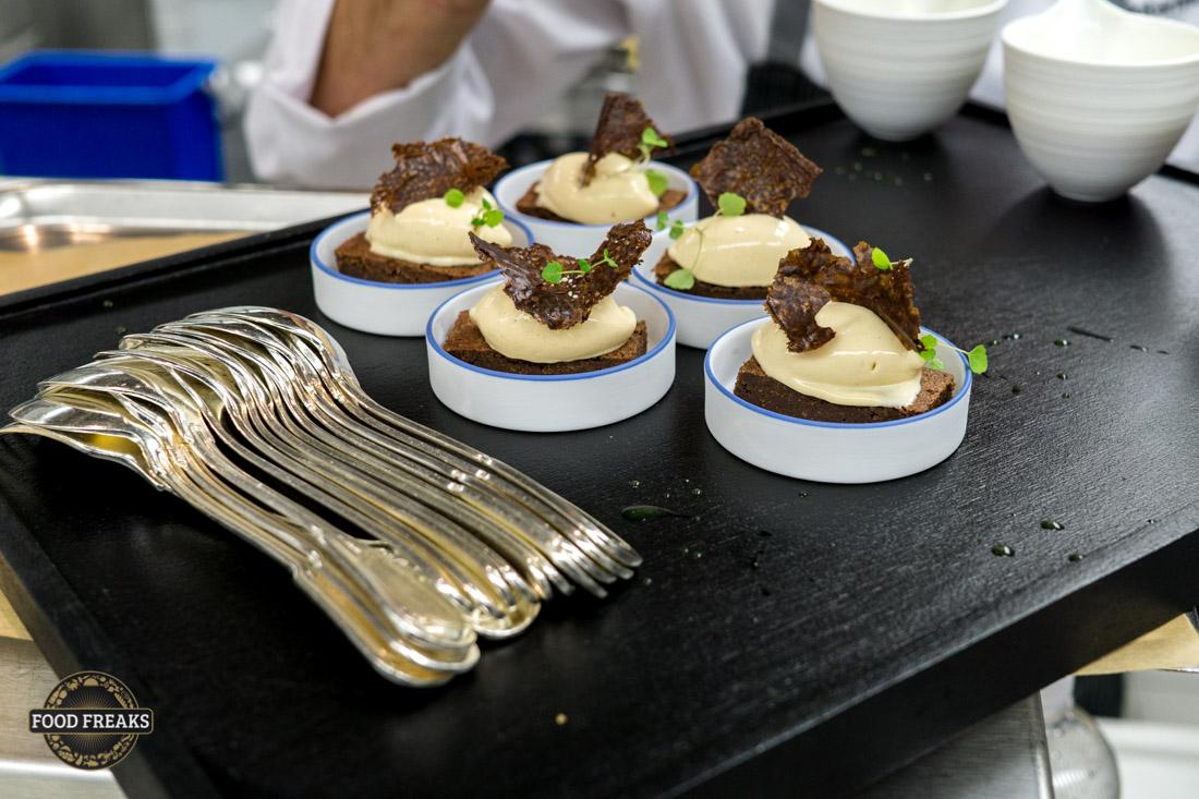 Ecco Tavolata im Giardino Mountain St. Moritz Gourmet Festival