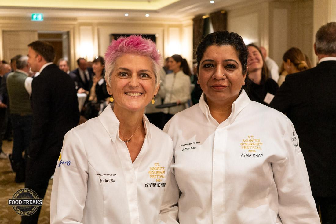 [Event] Frauenpower beim St. Moritz Gourmet Festival 2020