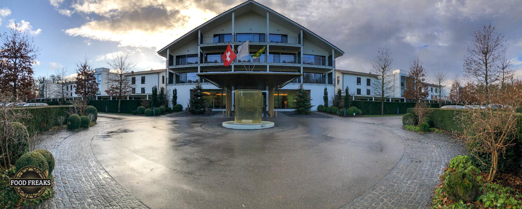 [Unterwegs] Abschalten im Hotel Golf Panorama in Lipperswil
