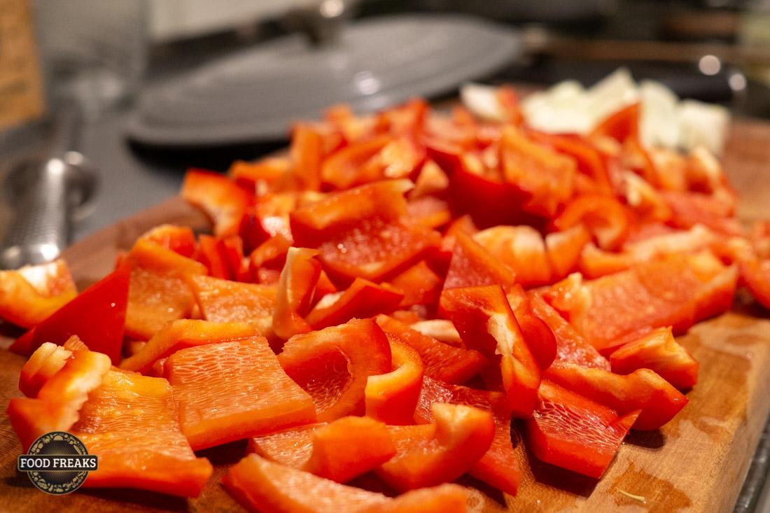 [Rezept] Paprika-Lende