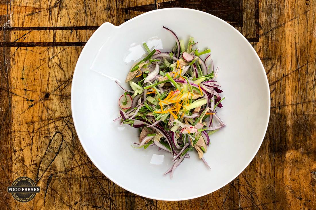 [Rezept] Salat #foodninjachallenge