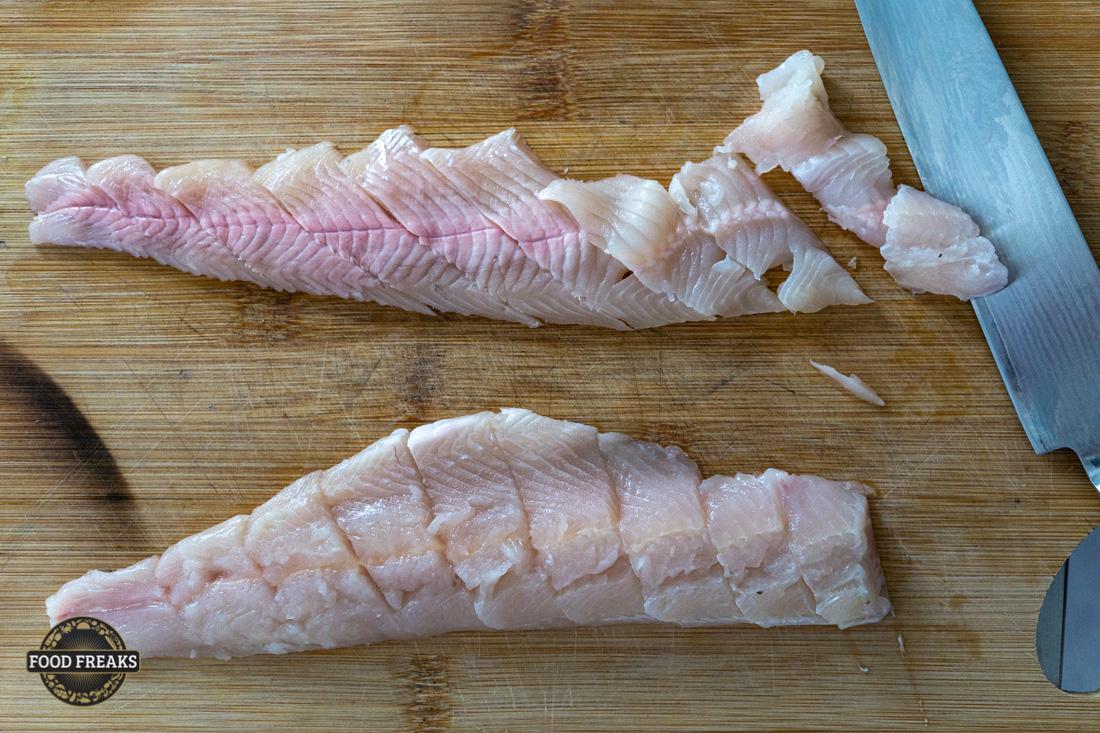 [Basics] Fisch roh essen